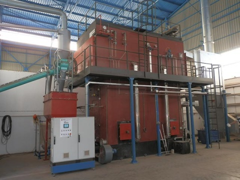 Caldera biomasa NOVA-PA