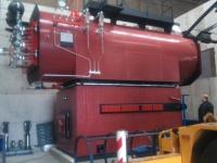 Caldera de biomasa NOVA-SOLID